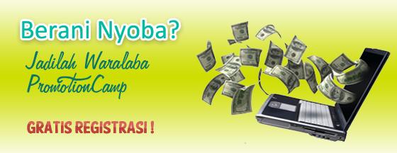 Daftra Waralaba Promotioncamp